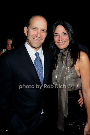 Howard Lutnick, Allison. Lutnick photo by Rob Rich © 2008 516-676-3939 robwayne1@aol.com