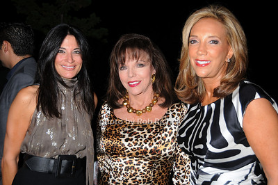 Allison  Lutnick, Joan Collins, Denise Rich photo by Rob Rich © 2008 516-676-3939 robwayne1@aol.com