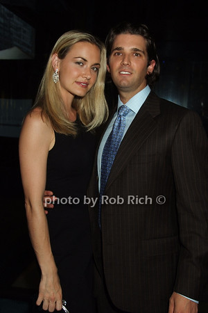 Vanessa Hayden Trump, Donald Trump jr.  photo  by Rob Rich © 2008 robwayne1@aol.com 516-676-3939