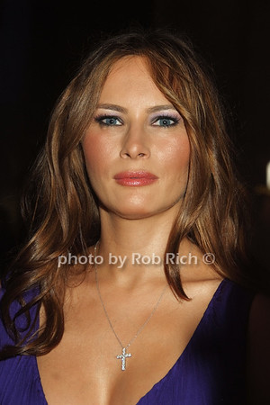 Melania Knauss Trump  photo  by Rob Rich © 2008 robwayne1@aol.com 516-676-3939