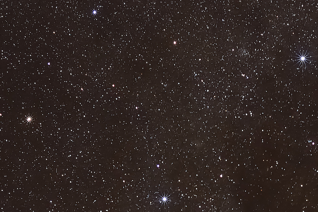 Detail extracted from the previous image - Southern Cross