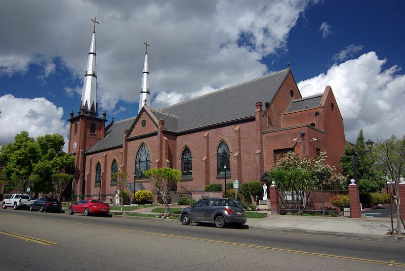 Saint Johns Cathedral, Fresno, CA