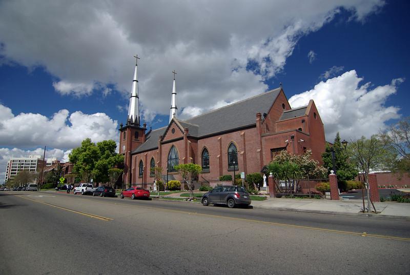 Community Hospital & Saint Johns Church, Fresno CA