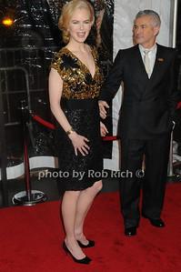 Nicole Kidman, Baz Luhrmann photo by Rob Rich © 2008 robwayne1@aol.com 516-676-3939