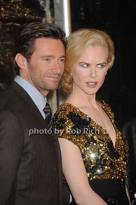Hugh Jackman, Nicole Kidman photo by Rob Rich © 2008 robwayne1@aol.com 516-676-3939