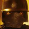 Chris, as Darth Vader.