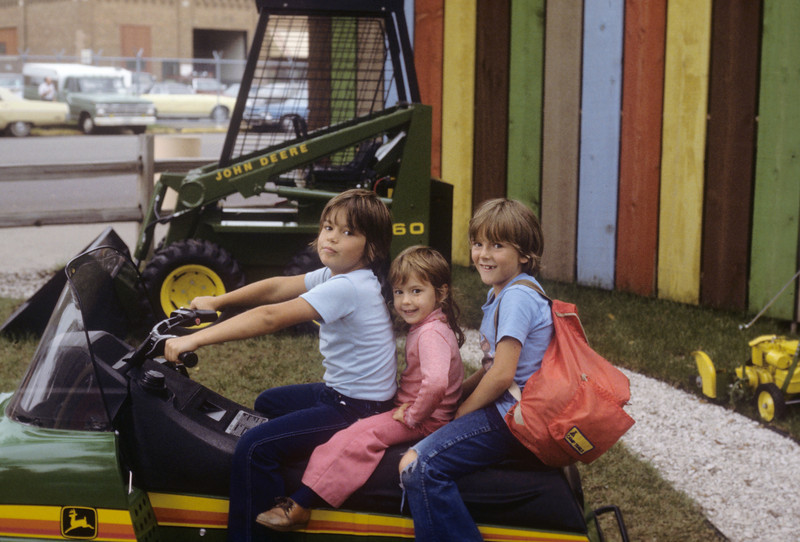 Machinery Hill, MN State Fair.