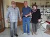 Rainier, Bill and Birgit.