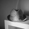 Hat Time B&W
