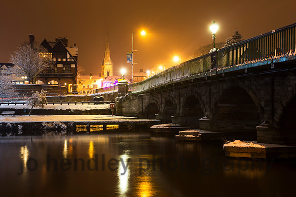 Trent Bridge and The Ossington