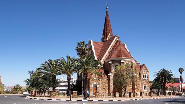 This is Windhoek
