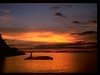 Anilao, Philippines at Sunset