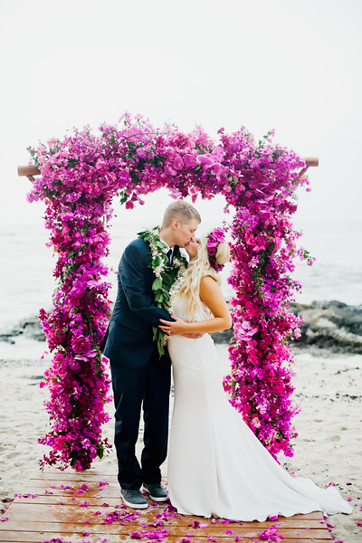 Thome Hawaii Wedding Preview