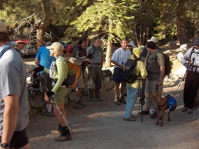 Thor Peak, Group Hike, 09/15/2007