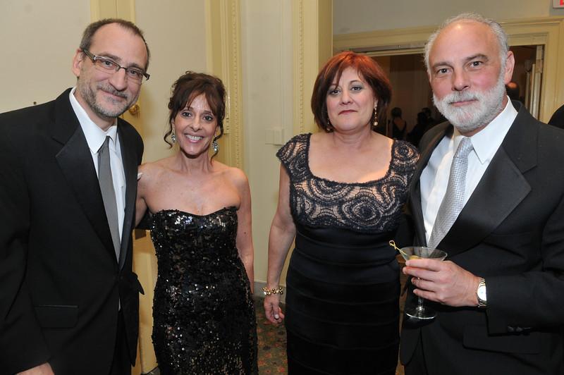 Terry and Steve Martino and Eileen and Steve Santarlasa