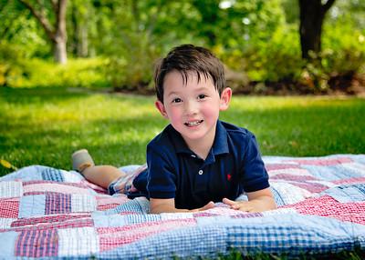 Blanket Sammy-