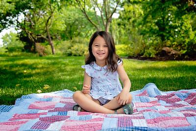 Blanket Bea-