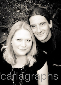 Dustin and Candace BW-