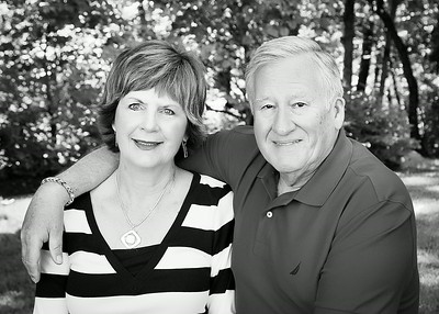 Mom and Dad crop bw (1 of 1)