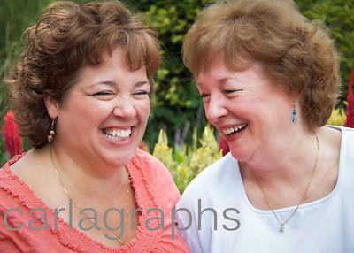 Deann and Mom-