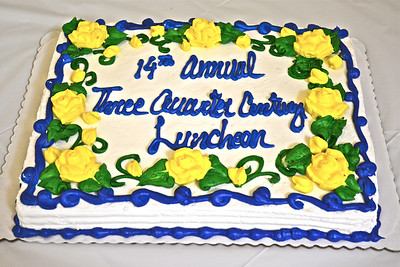 Three-Quarter Century Club Luncheon 2013