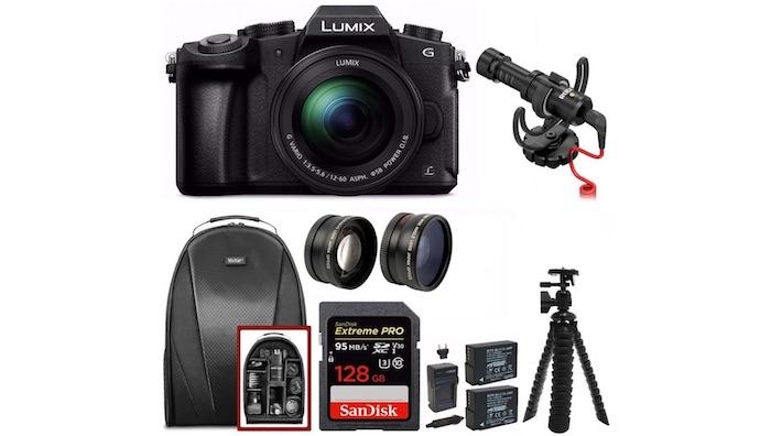 panasonic lumix g85 kit