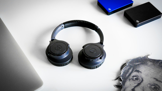 Review Of Audio-Technica's ATH-SR30BT Headphones: Carving Out The Under-$100 Range