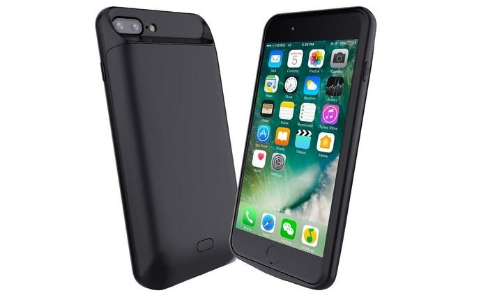 ALCLAP 7200mAh iPhone case