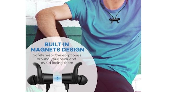 taotronics sports earbuds