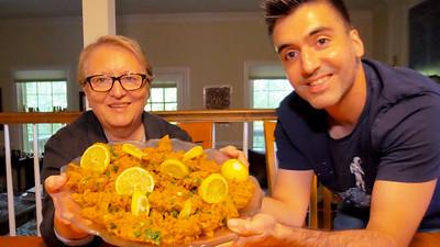 Turkish Vegan Recipe: How To Cook Mercimek Koftesi (Lentil Balls)