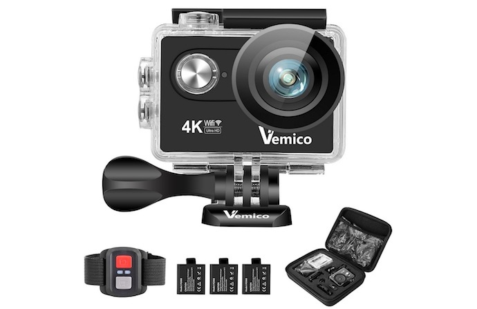 vemico action camera