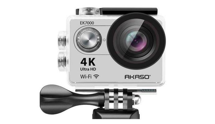 akaso 4k action camera