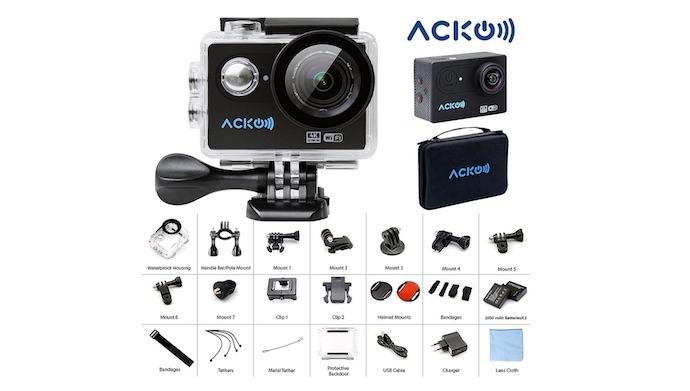 acko 4k camera