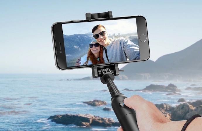 anker bluetooth selfie stick