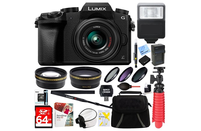 panasonic g7 kit
