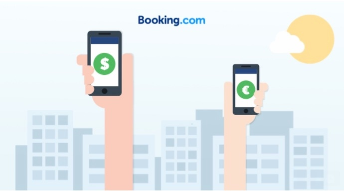 booking hotel discount