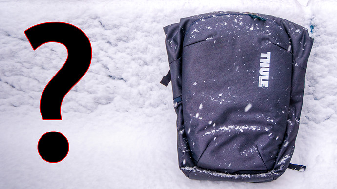 thule subterra 34l review
