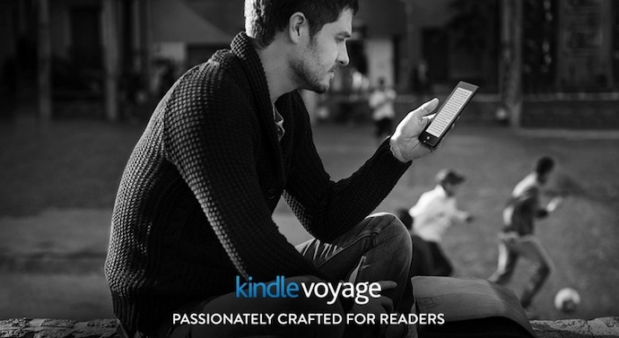 kindle voyager
