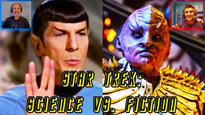 The Science Of Star Trek Aliens: Interview With Professor Mohamed Noor
