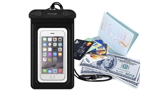 ithrough underwater phone case