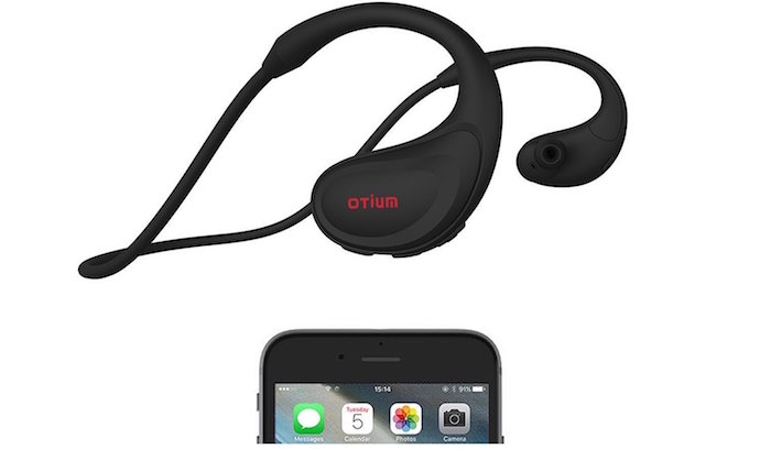 Otium Power Bluetooth Headphones In-Ear Sport Wireless Earbuds