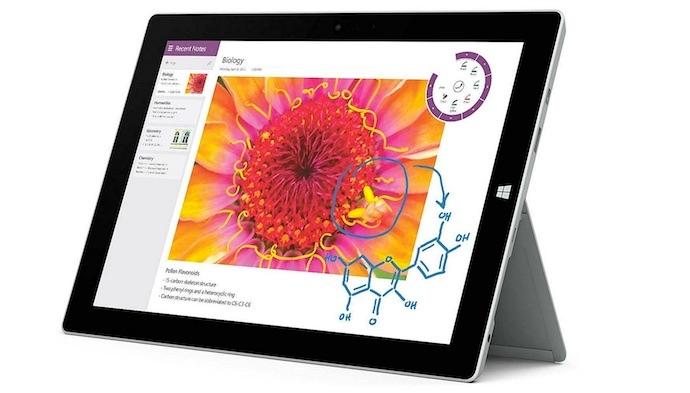 Microsoft Surface Pro 3 256 GB, Intel Core i5