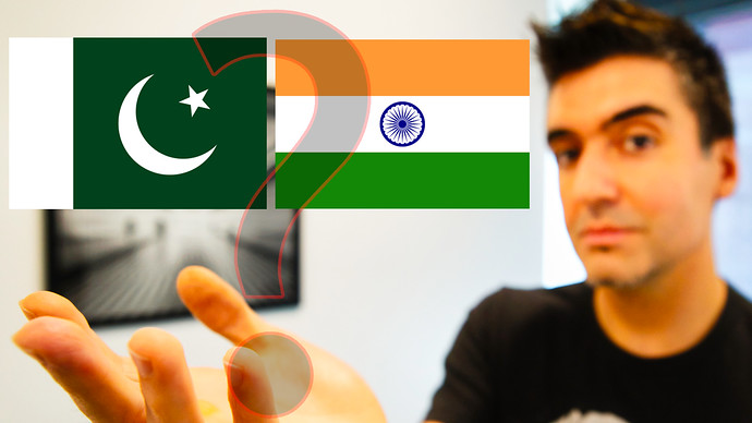 What's The Best Country In The World? The India vs. Pakistan Debate