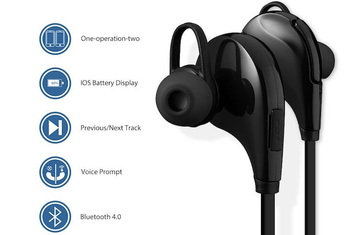 habor bluetooth headphones
