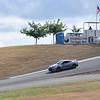 GT-R chasing an Evo X