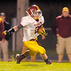 Don Knight/The Herald Bulletin<br /> Elwood hosted Alexandria for the sectional semi-final on Friday.