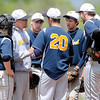 Don Knight | The Herald Bulletin<br /> Alexandria hosted Shenandoah for a double header on Saturday.