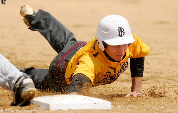 Don Knight   The Herald Bulletin<br /> Alexandria hosted Shenandoah for a double header on Saturday.