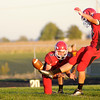 Don Knight/The Herald Bulletin<br /> Frankton hosted Alexandria on Friday.