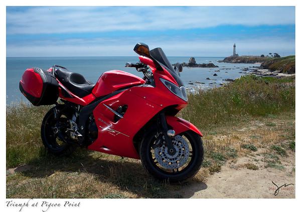 Tim Ahrens Motorcycle